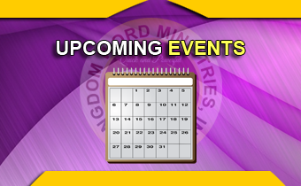Kingdom Word Ministries Church Events